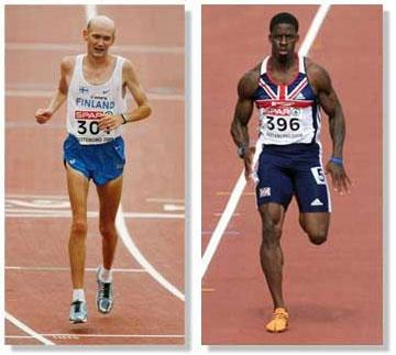 sprinter vs runner