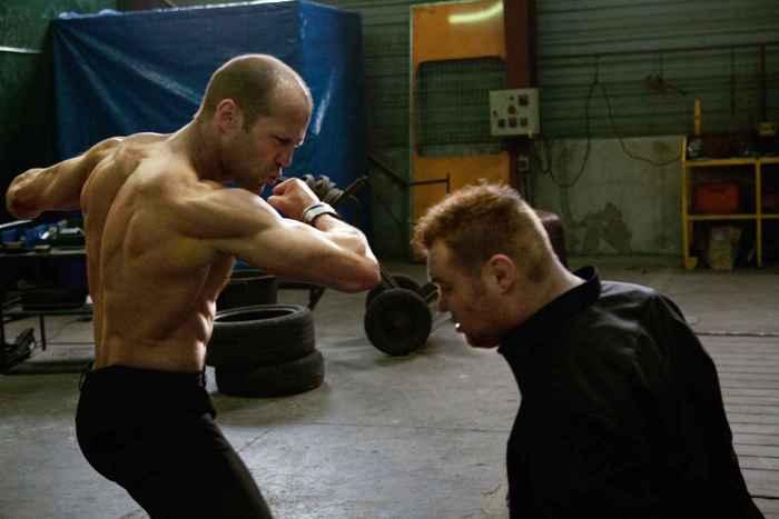 Jason Statham - Build Lean Muscle
