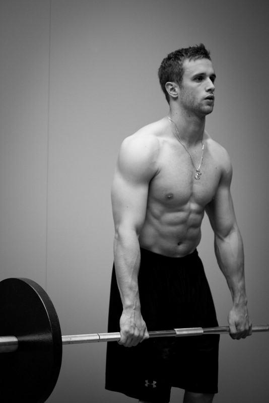 chad howse fitness build lean muscle