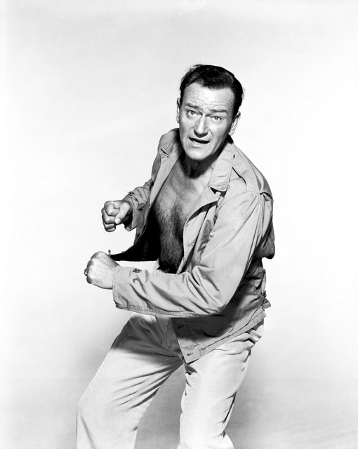 John Wayne Alpha Male